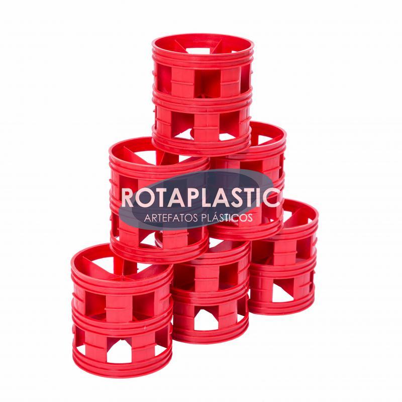 Anel pall ring polipropileno