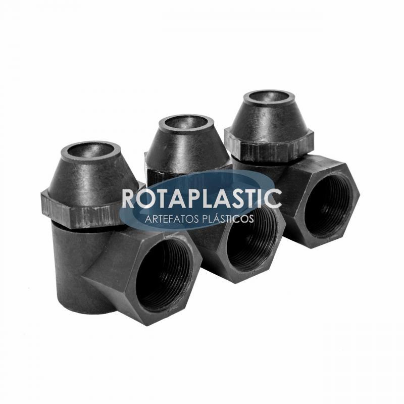 Bico aspersor nebulizador irrigação pulverização
