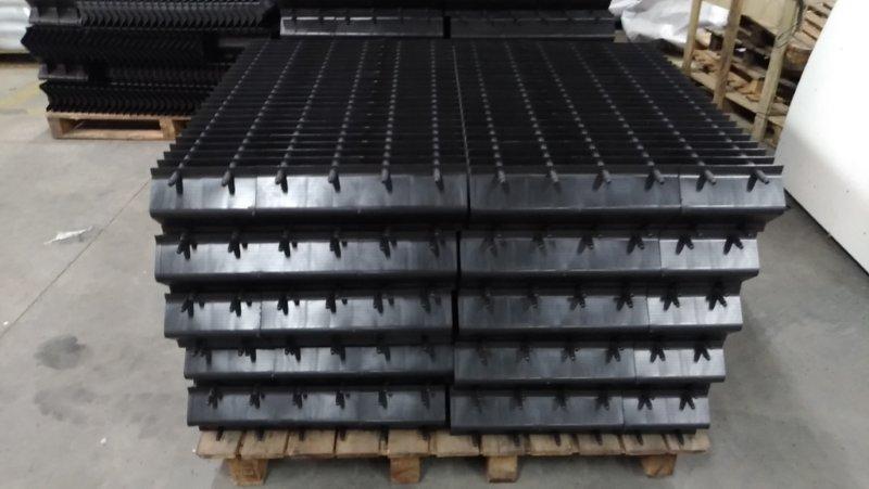 Eliminador de gotas torre de resfriamento