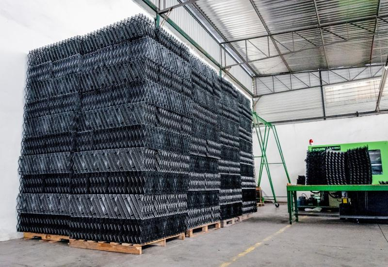 Fabricantes de placas coalescentes